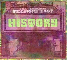 Fillmore East History