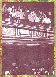Fans at a Fillmore East Show